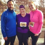 Congratulations to Joy, who finished her 14th race of 2014, and to my friend Hallie for finishing her 14th tomorrow. Also to my friend Jeff, who has become an athlete, and completed a marathon this year. I'm thankful to have great friends, a gre...